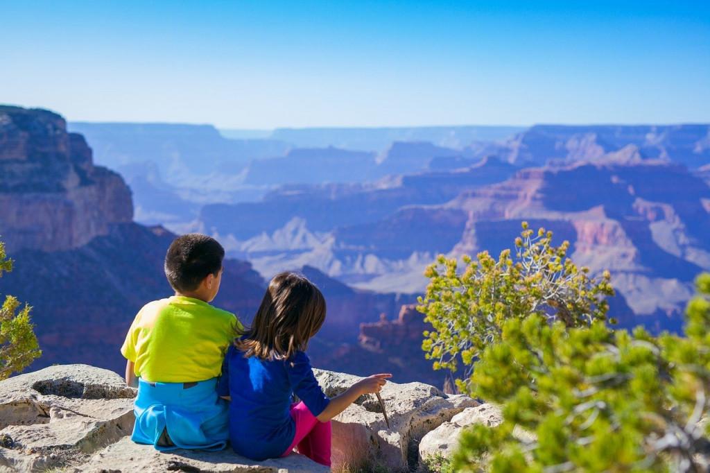 Grand canyon kids