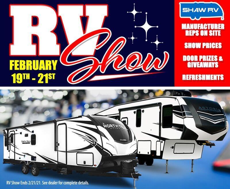 Shaw RV Show square