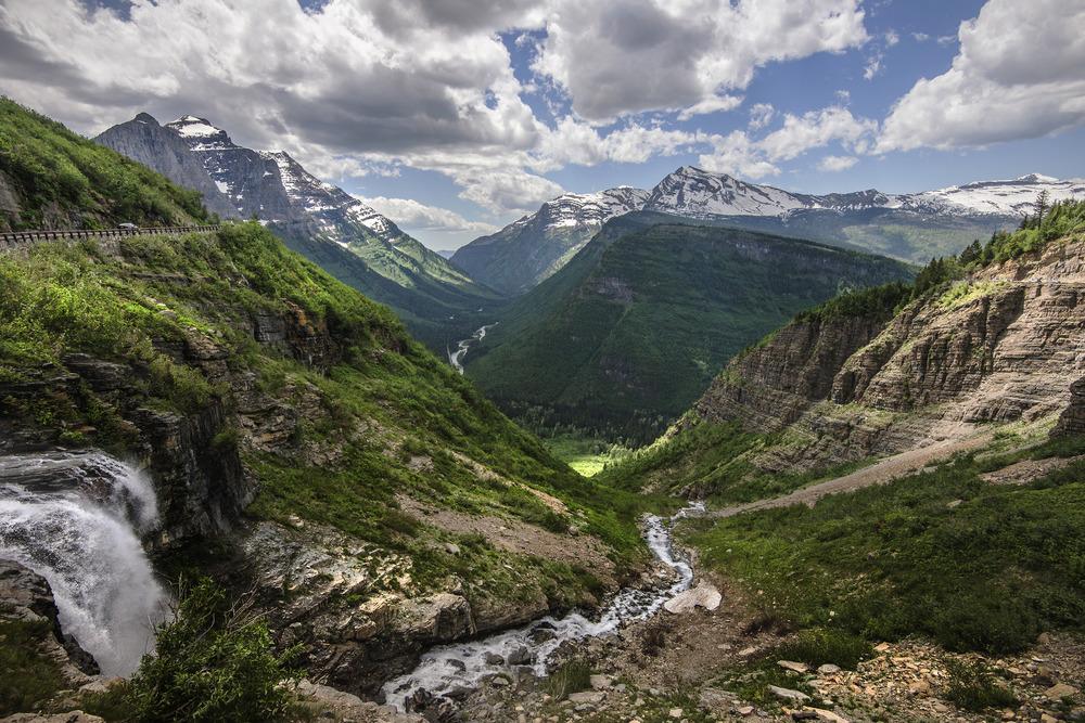 Glacier National Park - NPS credit